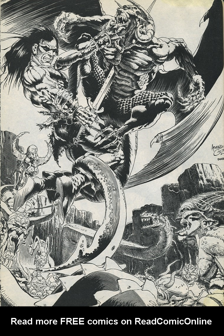 The Savage Sword Of Conan Issue #194 #195 - English 62
