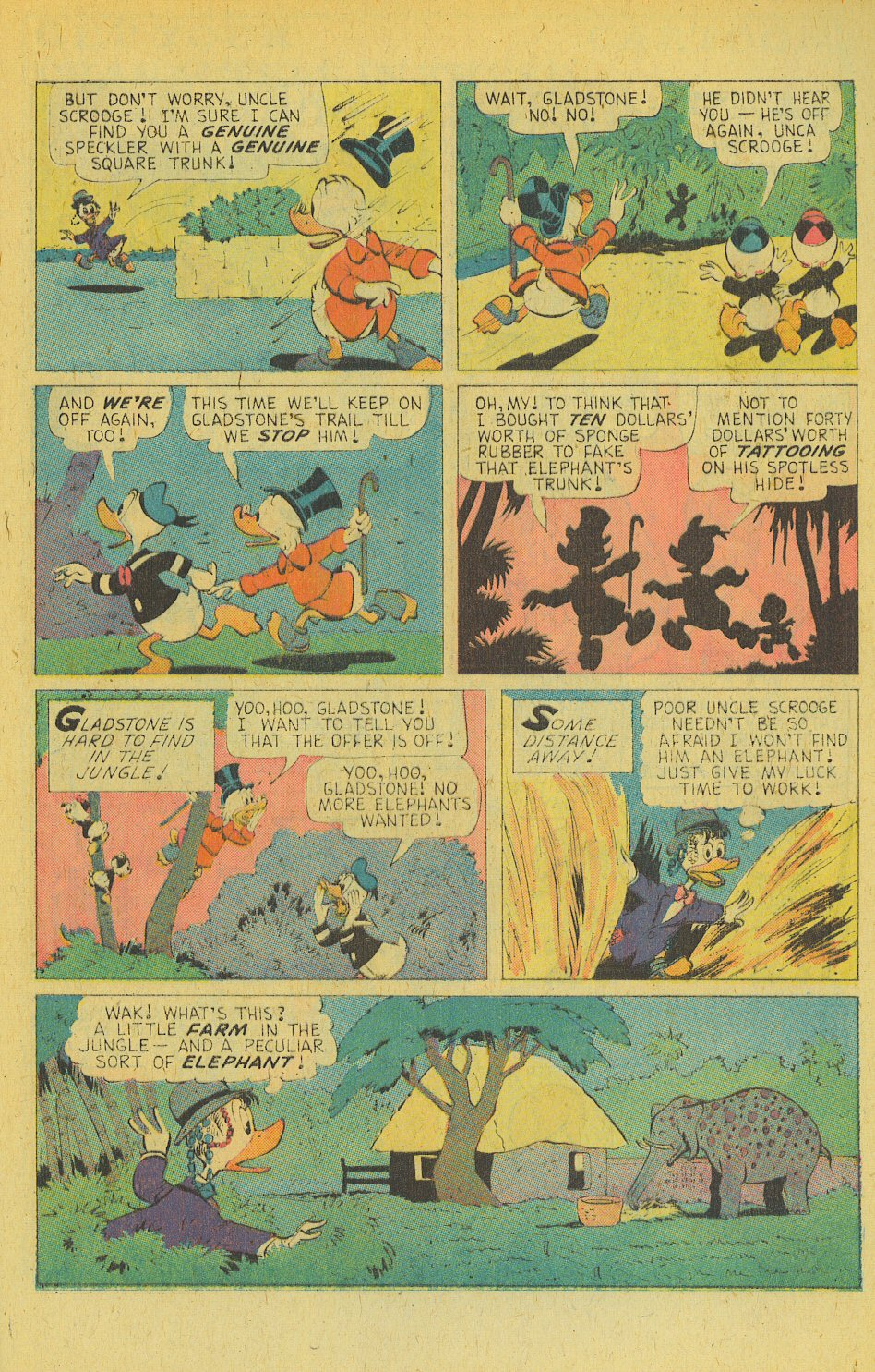 Uncle Scrooge (1953) Issue #118 #118 - English 21