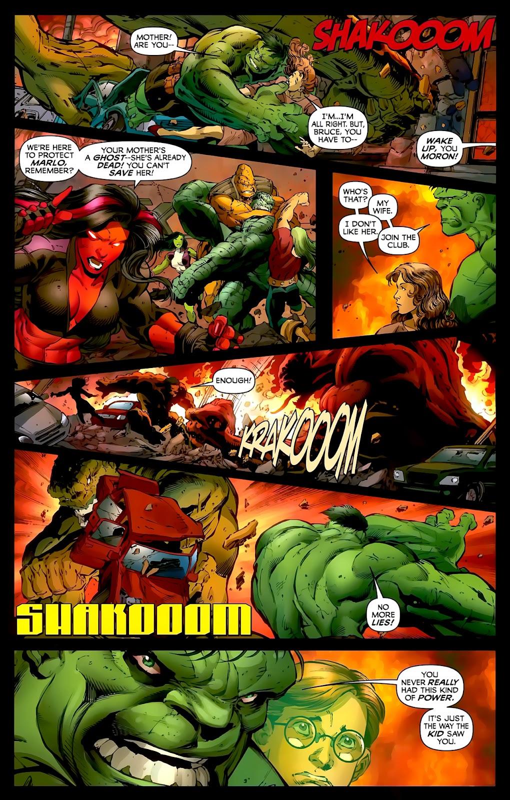 Incredible Hulks (2010) Issue #620 #10 - English 8