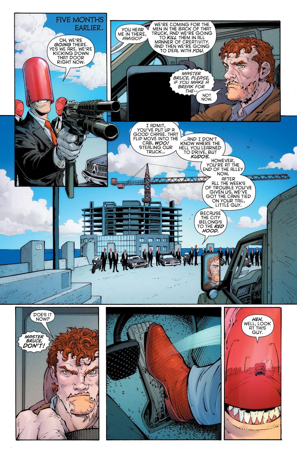 Batman (2011) Issue #21 #36 - English 7