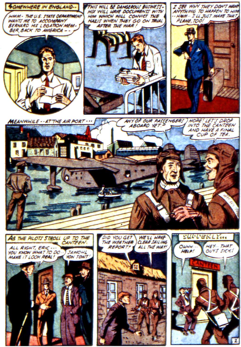 Sub-Mariner Comics Issue #11 #11 - English 43