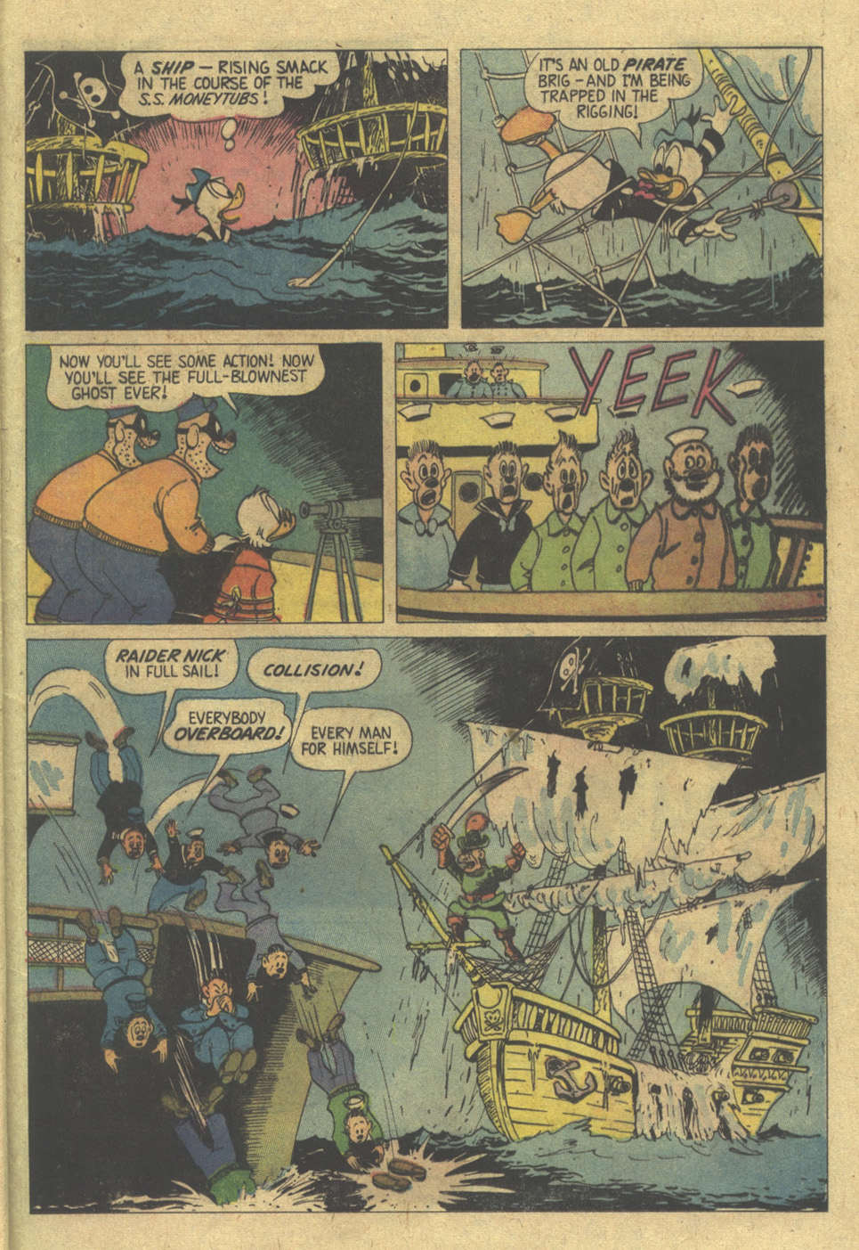 Uncle Scrooge (1953) Issue #119 #119 - English 25