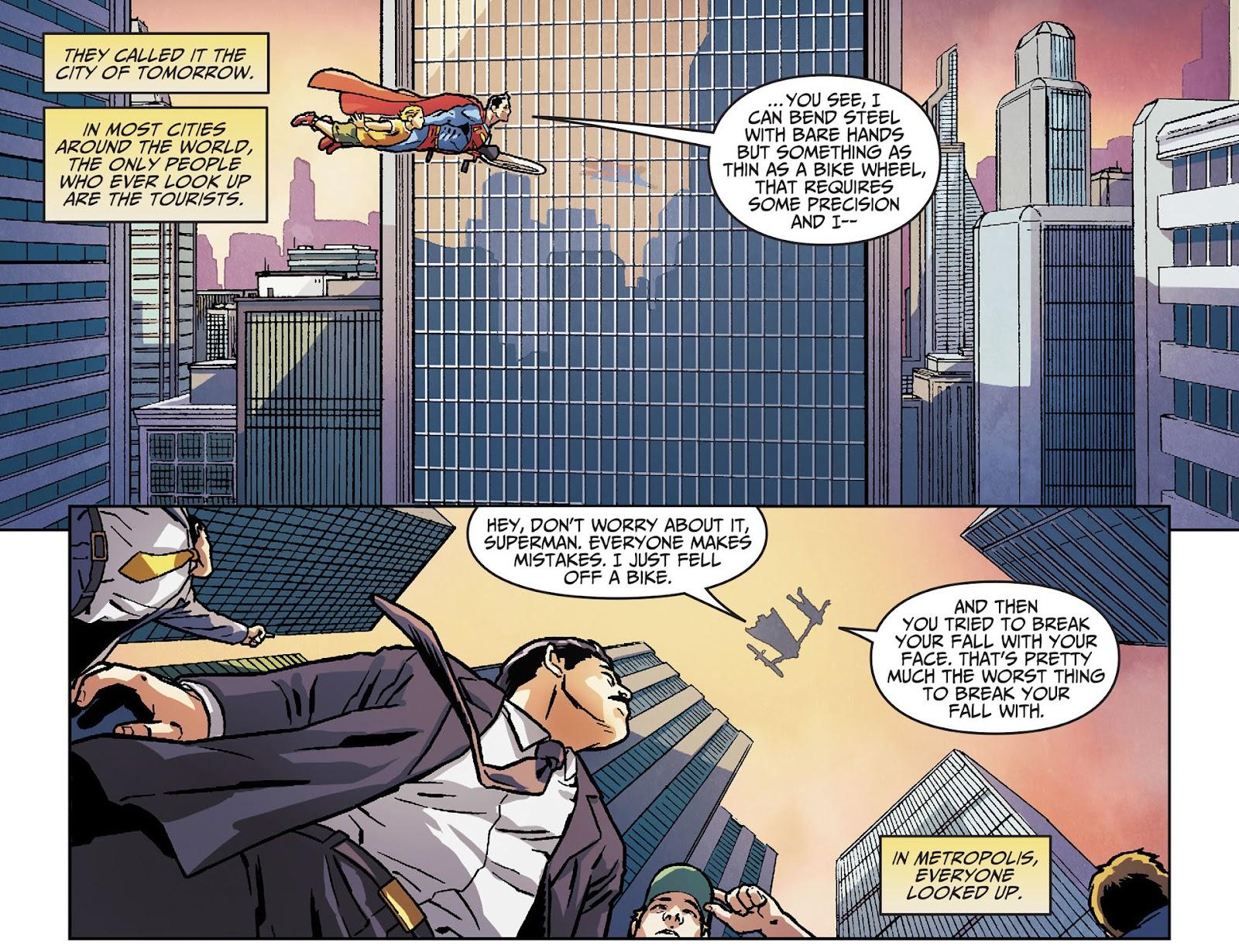 Injustice: Gods Among Us [I] Issue #30 #31 - English 9