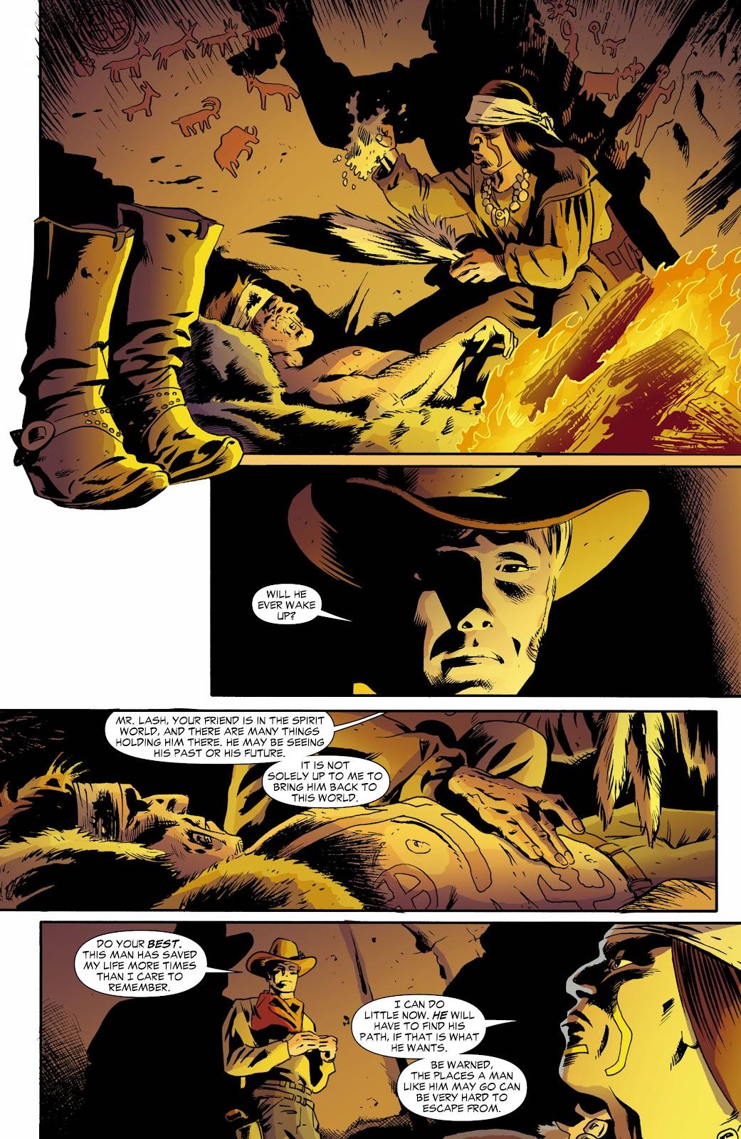 Jonah Hex (2006) Issue #70 #70 - English 15