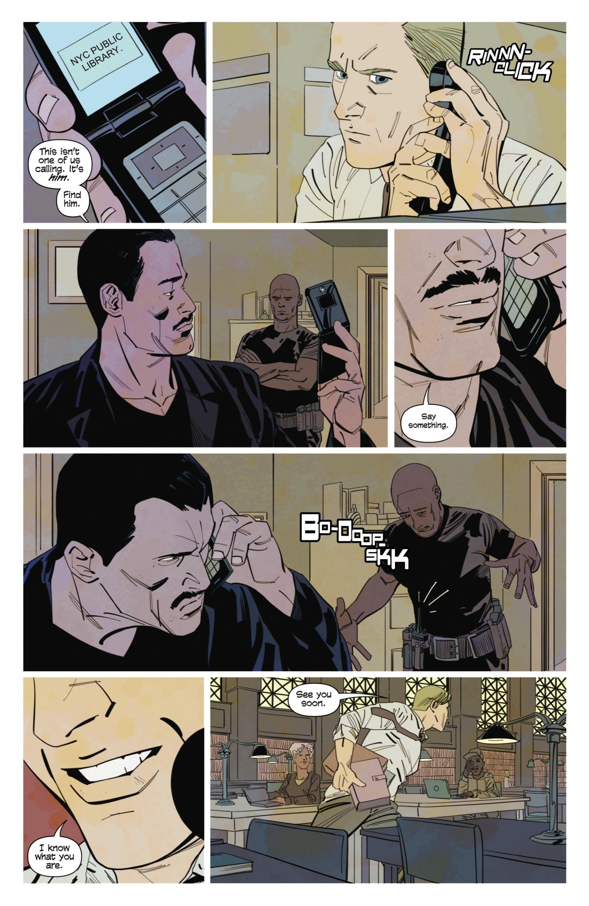 Read online Demonic comic -  Issue #3 - 13