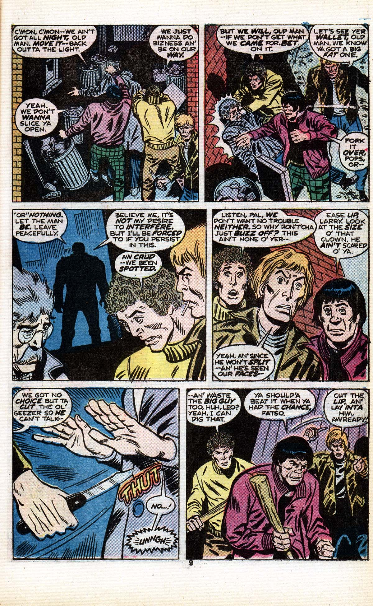 Read online Giant-Size Defenders comic -  Issue #5 - 11