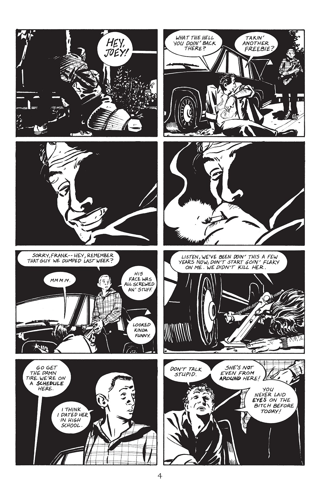 Stray Bullets Issue #1 #1 - English 7