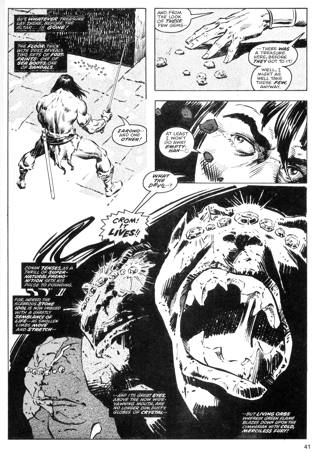 The Savage Sword Of Conan Issue #40 #41 - English 41