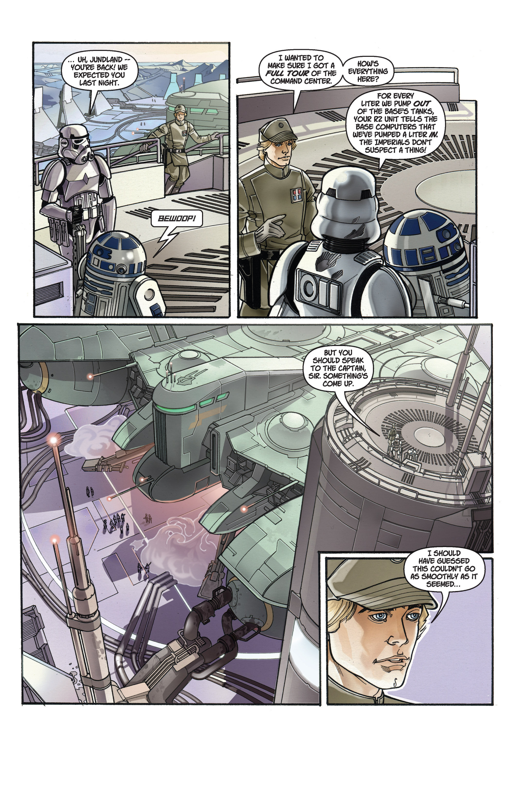 Read online Star Wars: Empire comic -  Issue #38 - 12