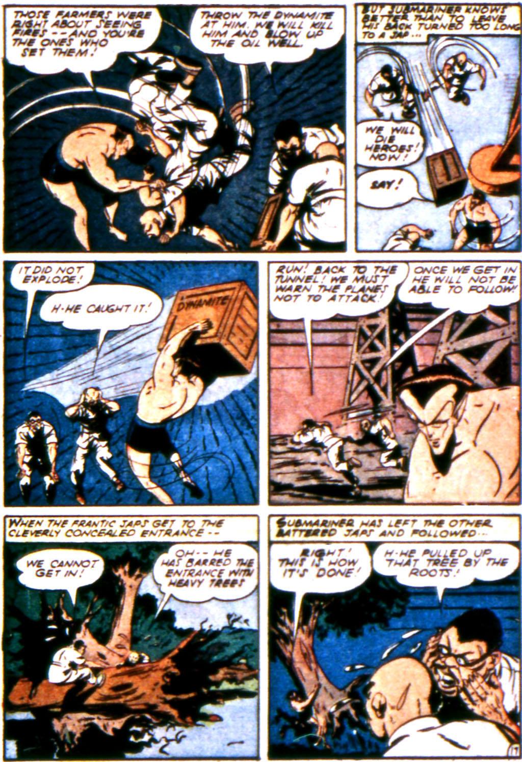 Sub-Mariner Comics Issue #11 #11 - English 37