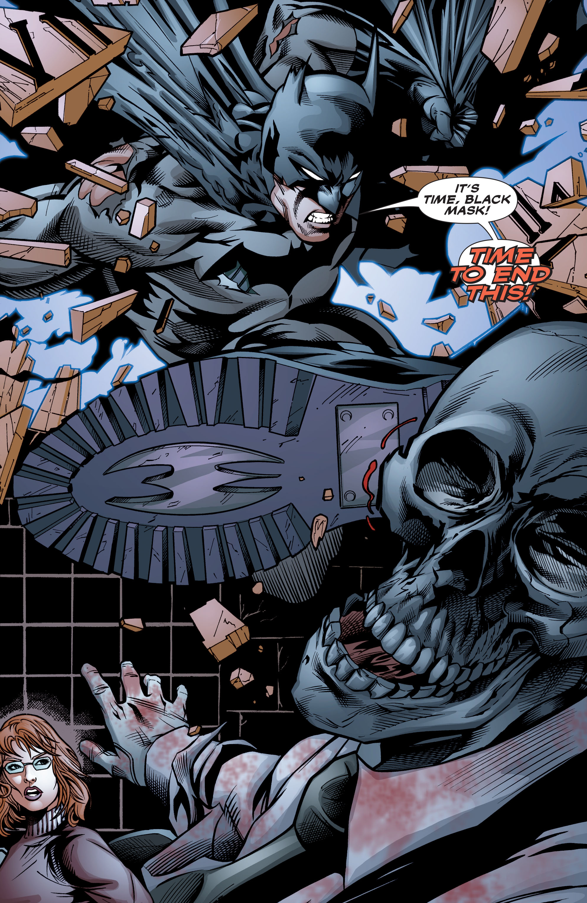 Read online Batman: War Games comic -  Issue #8 - 11