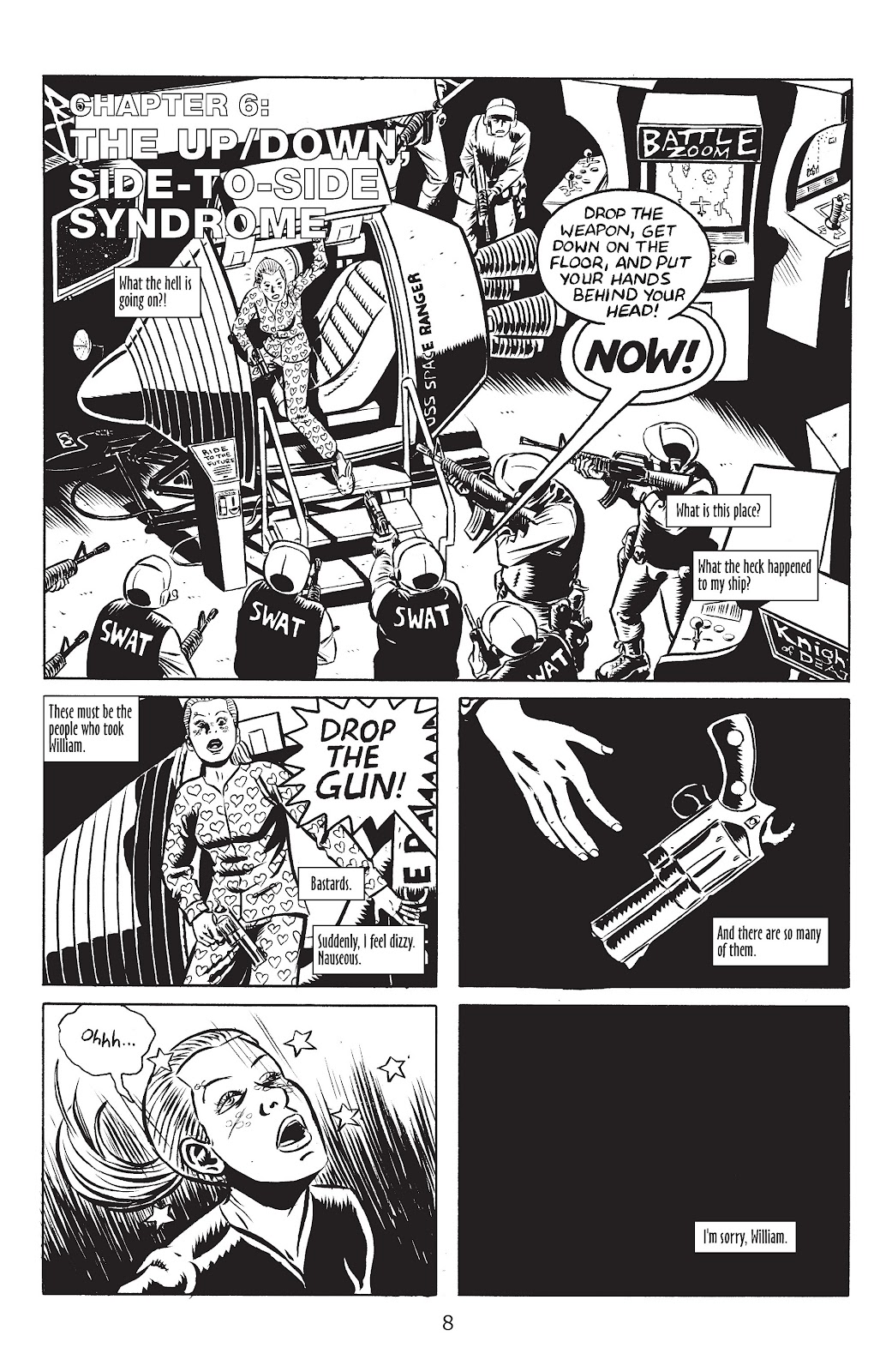 Stray Bullets Issue #26 #26 - English 10