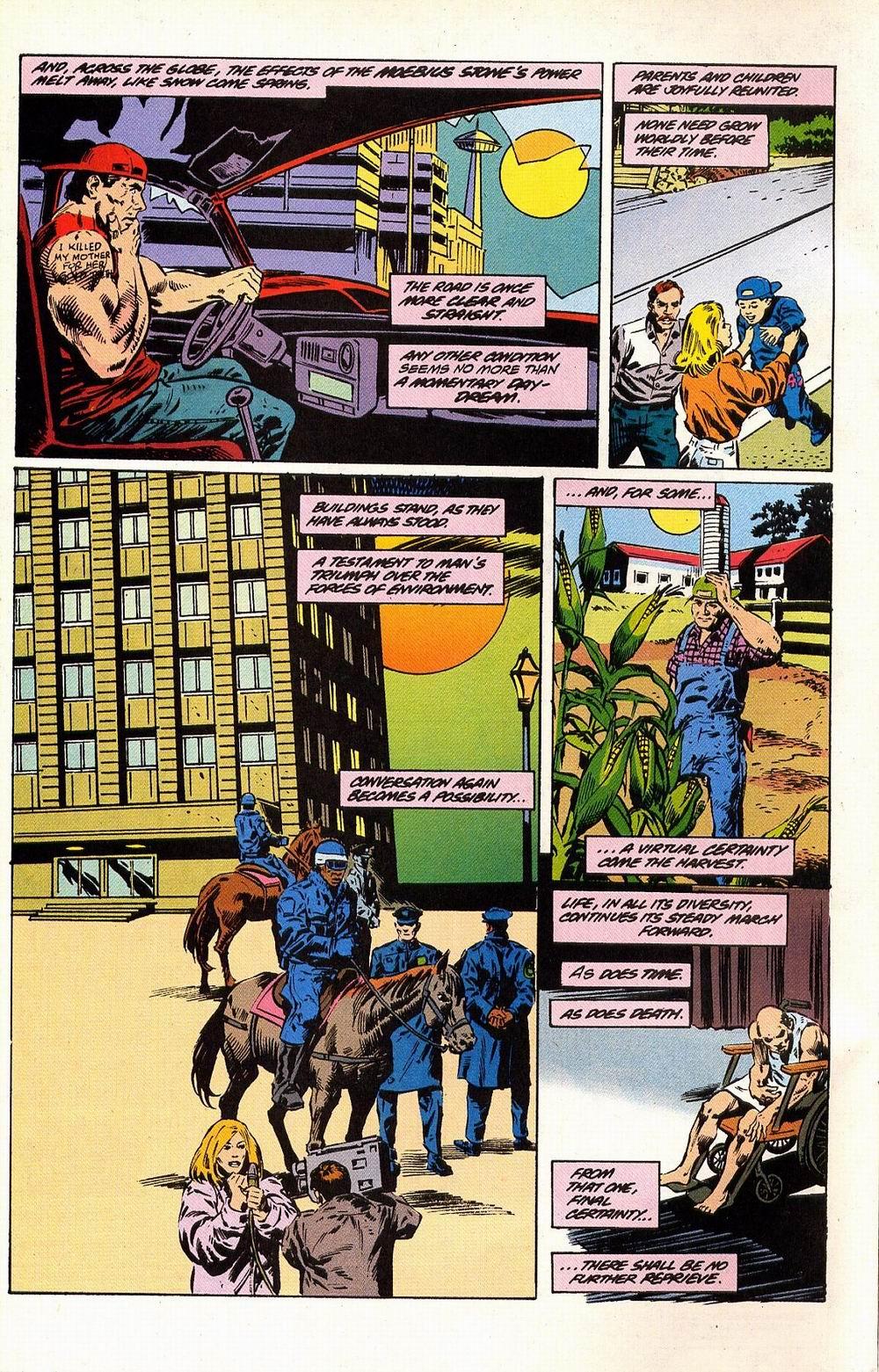 Read online Secret Defenders comic -  Issue #17 - 20