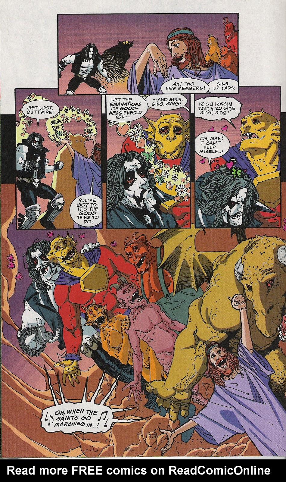 Lobo (1993) Issue #64 #69 - English 14