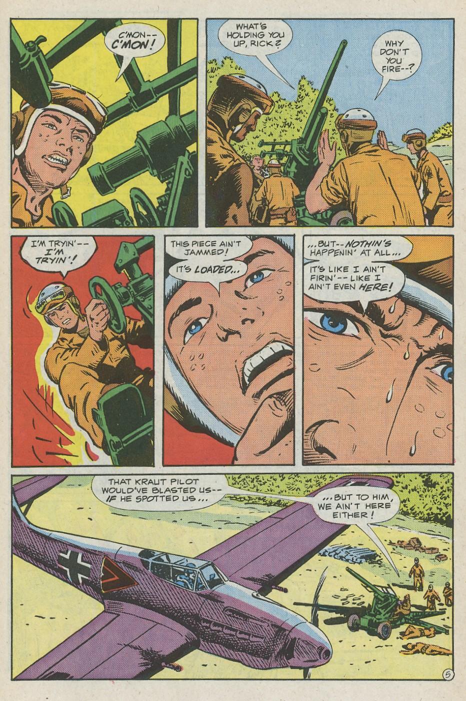 G.I. Combat (1952) Issue #288 #288 - English 8