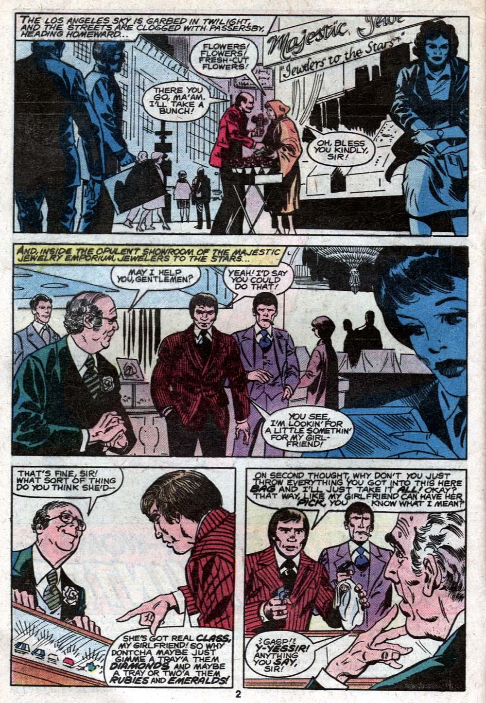 Spider-Woman (1978) #21 #30 - English 3