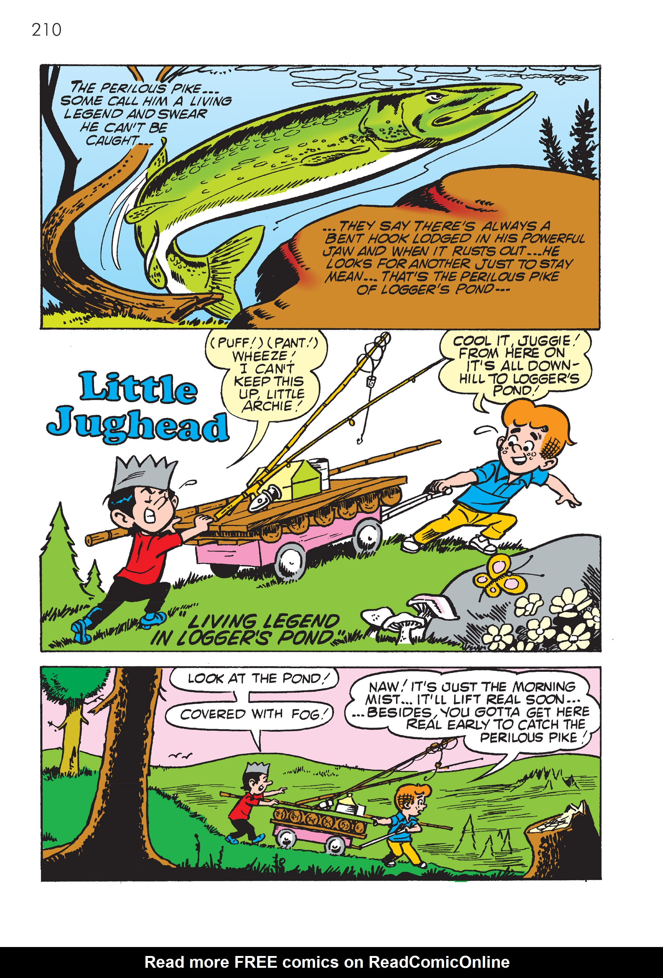 Read online The Best of Archie Comics comic -  Issue # TPB 4 (Part 1) - 211