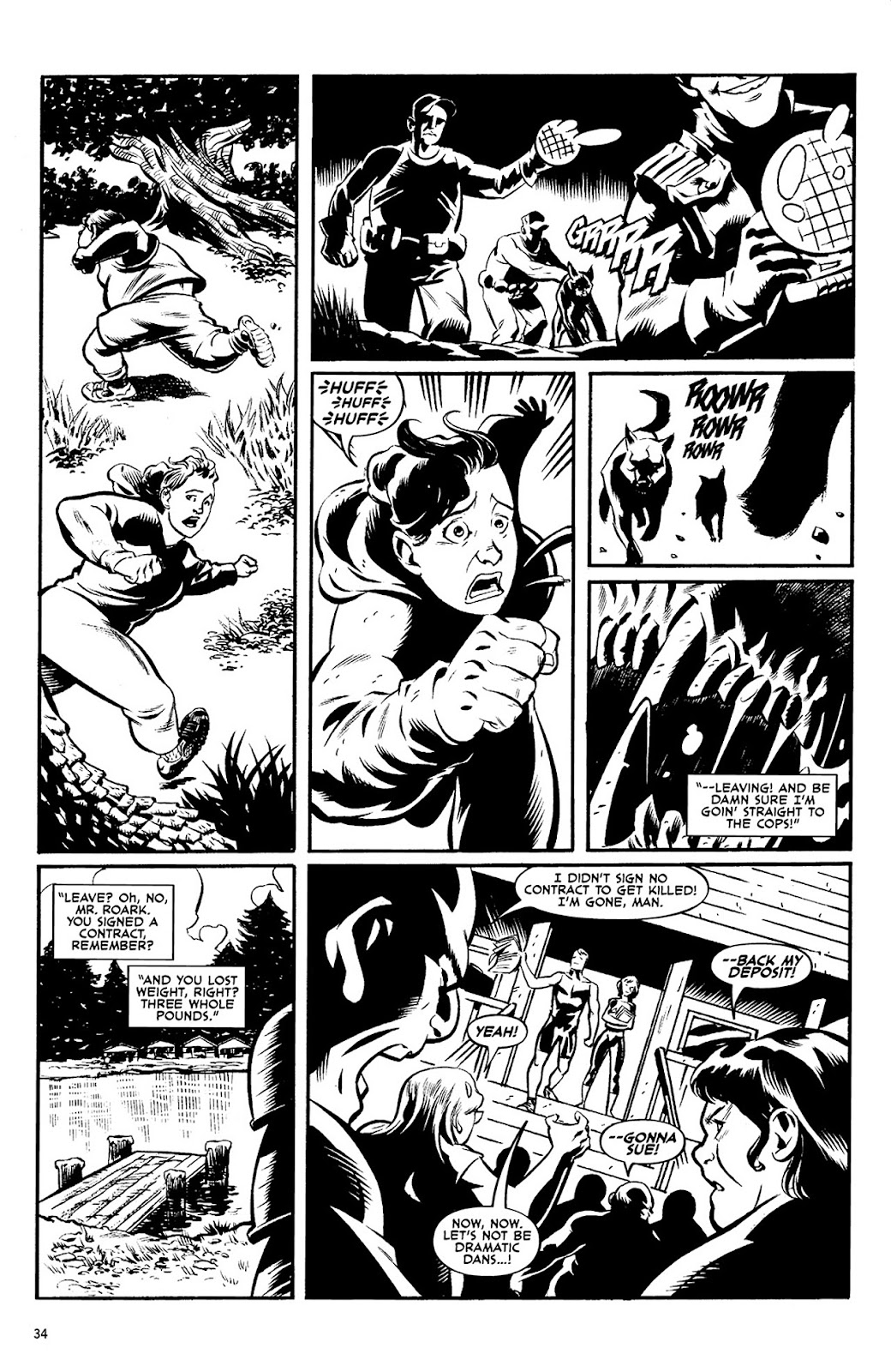 Creepy (2009) Issue #1 #1 - English 36