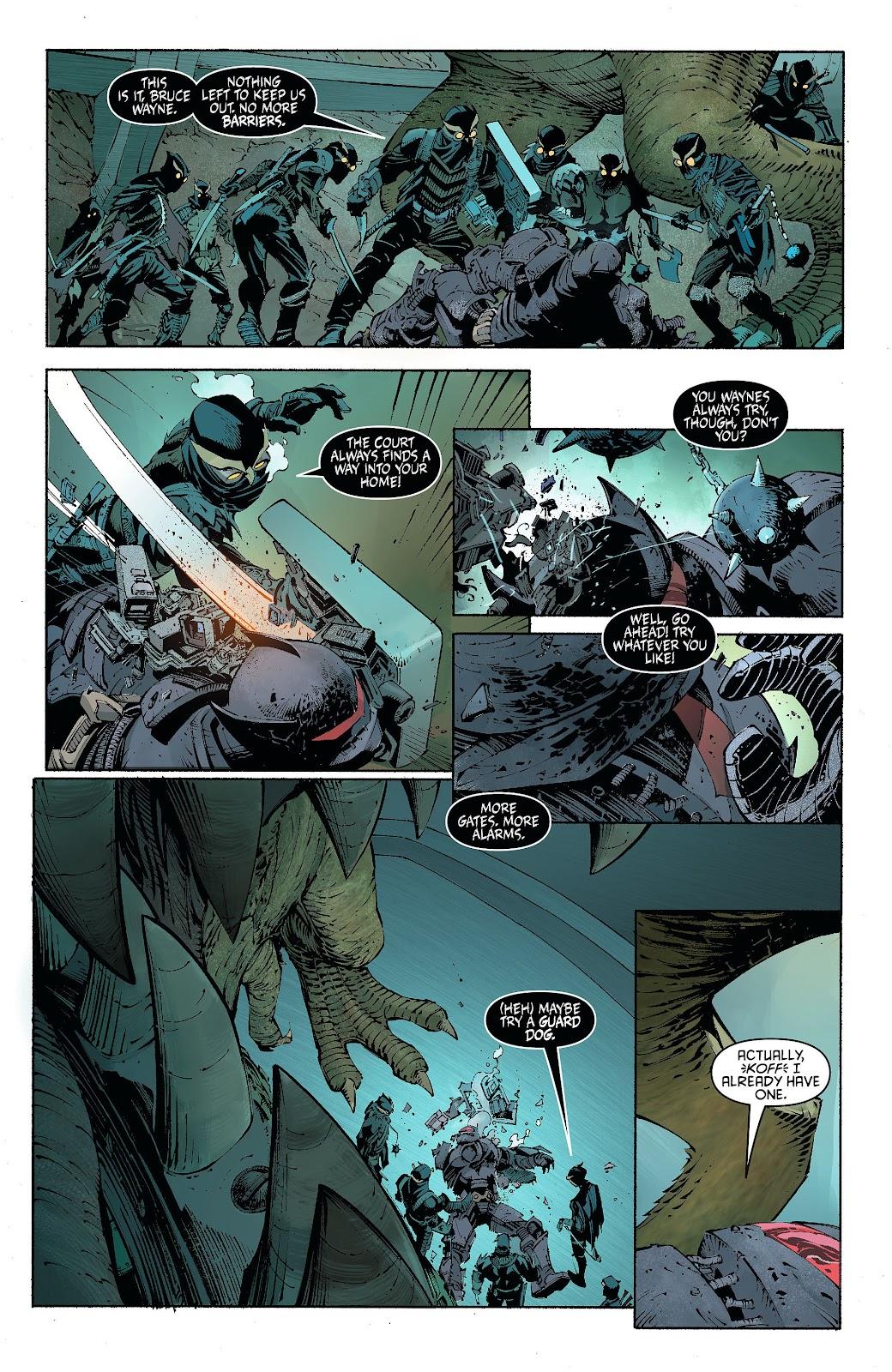 Batman (2011) Issue #9 #24 - English 10