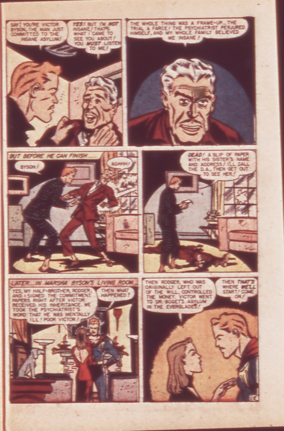Sub-Mariner Comics Issue #21 #21 - English 43