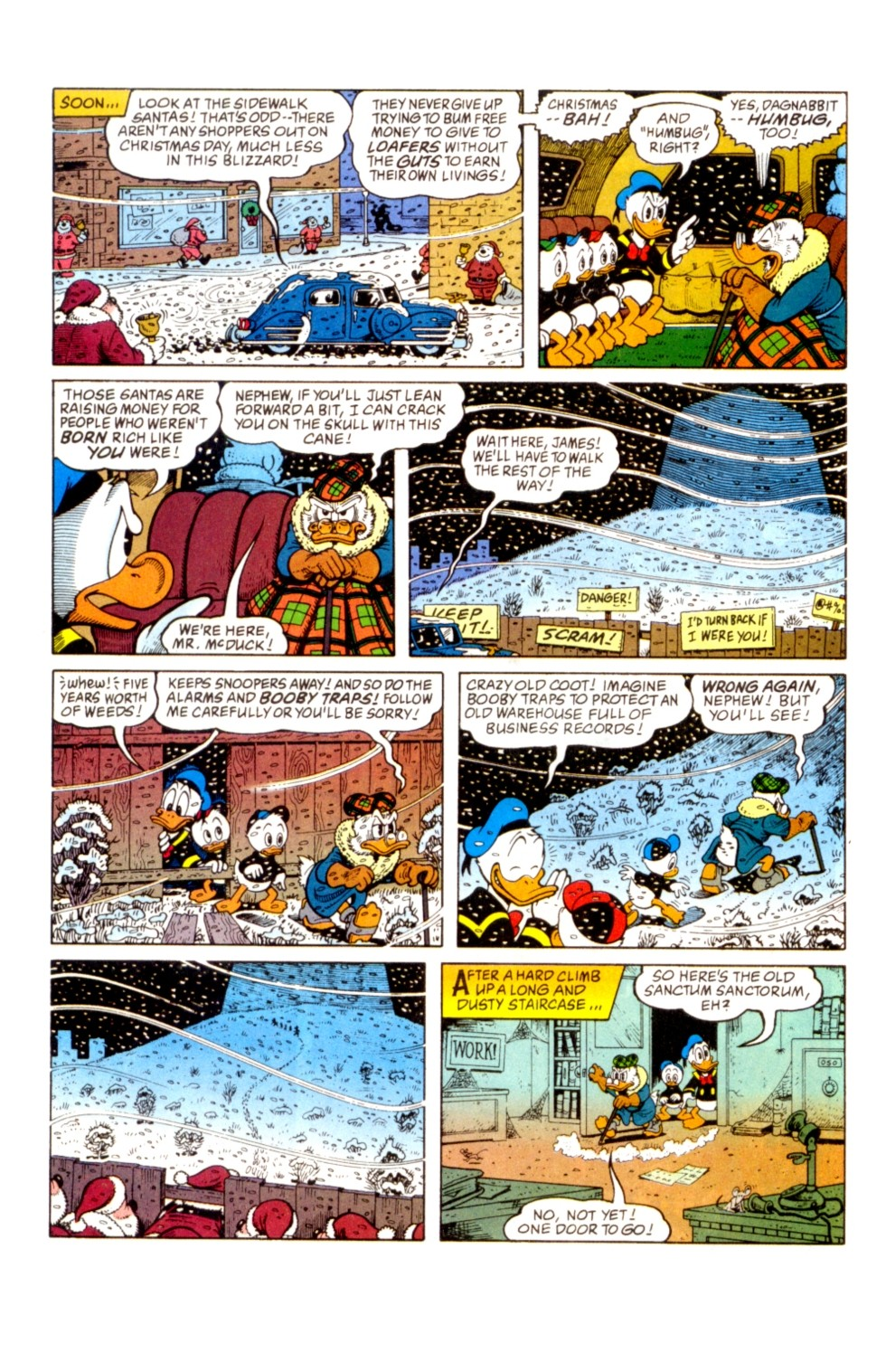 Uncle Scrooge (1953) Issue #296 #296 - English 8