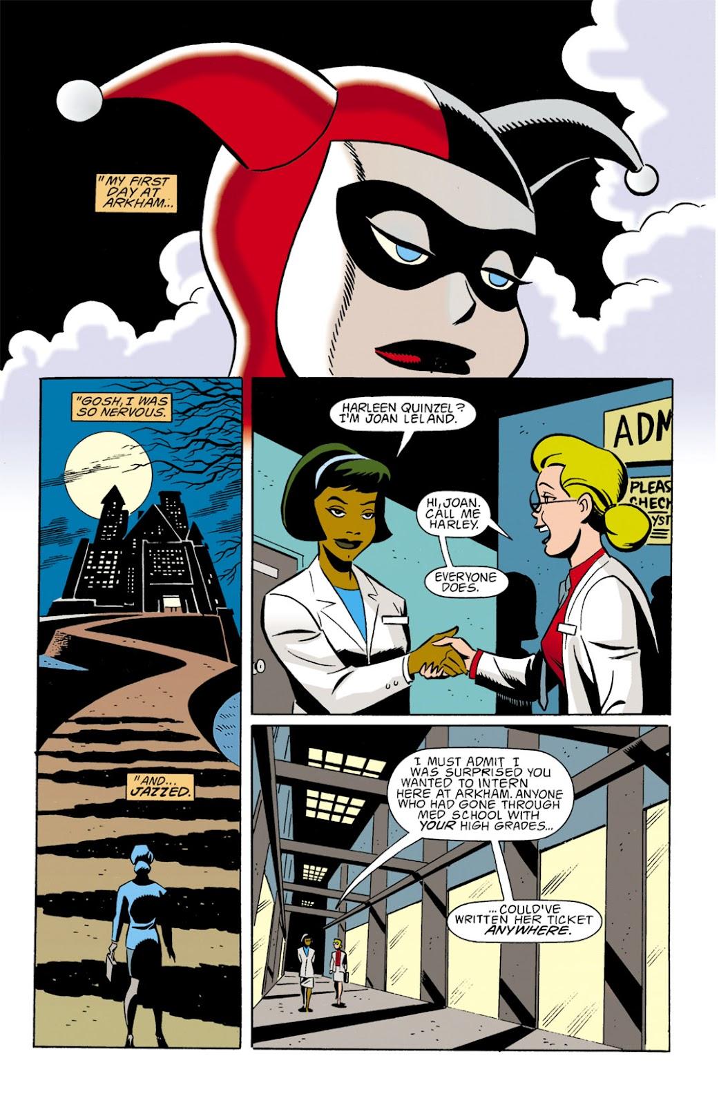 The Batman Adventures: Mad Love Full #1 - English 21