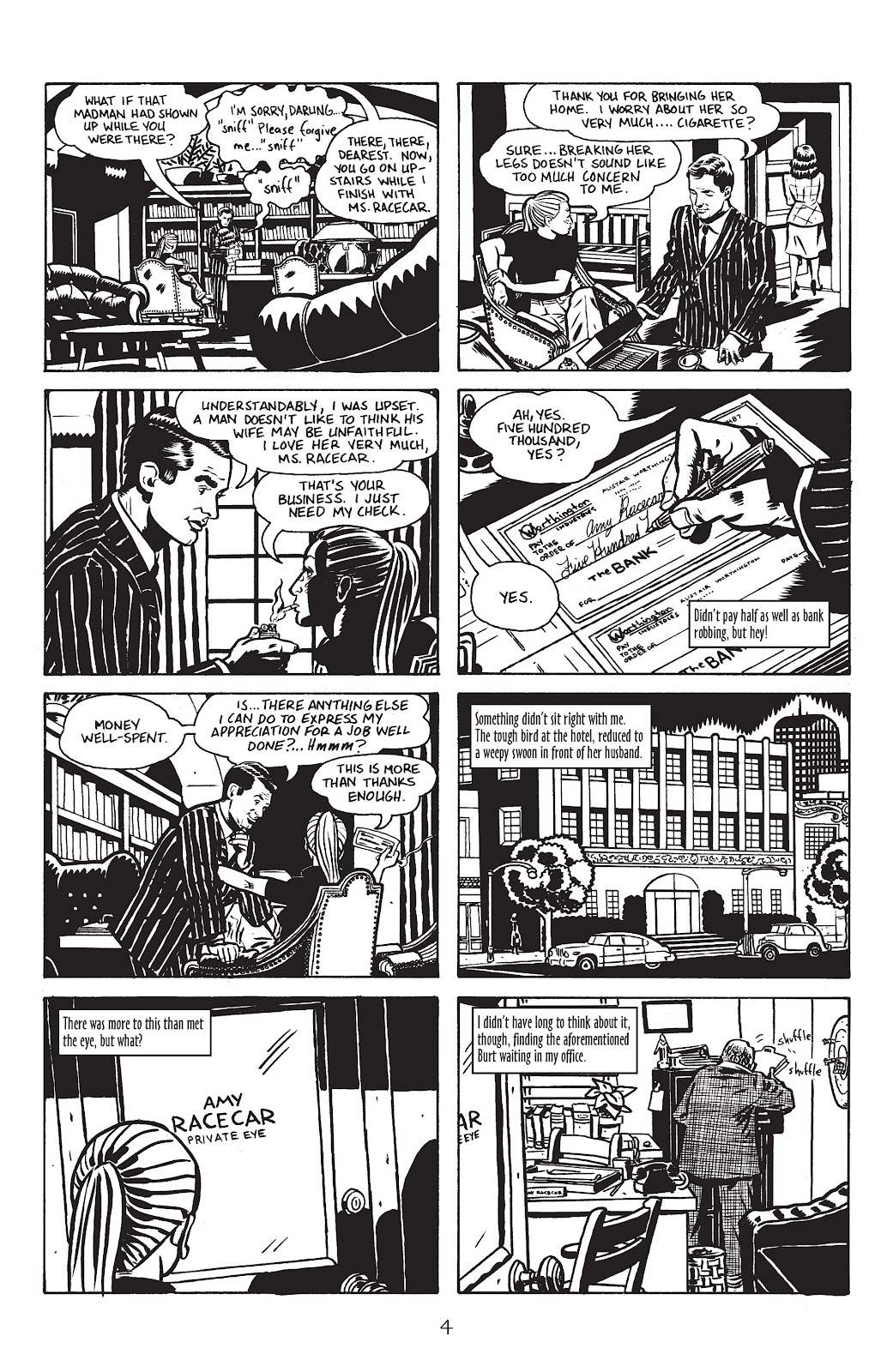 Stray Bullets Issue #18 #18 - English 6