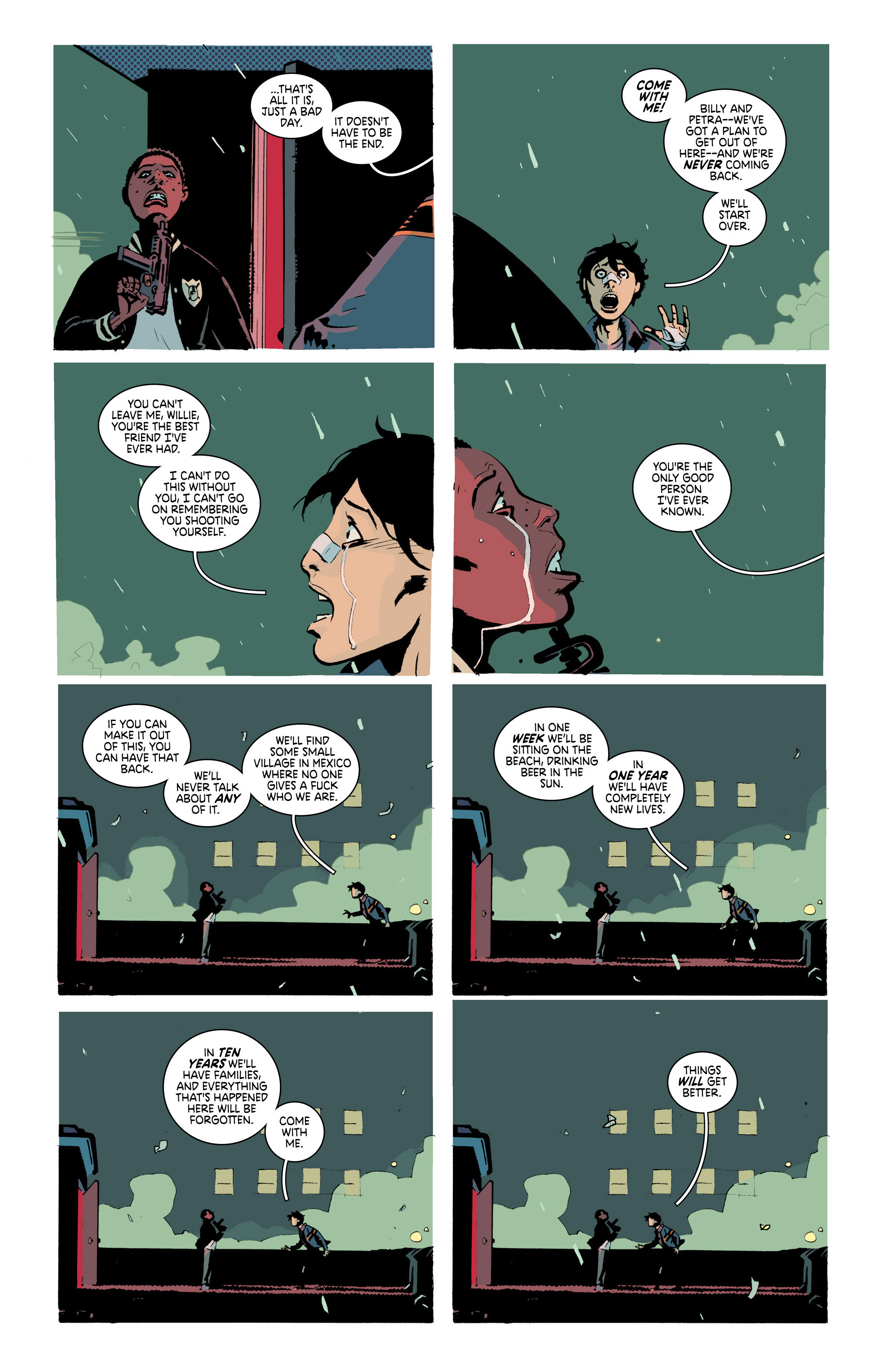 Read online Deadly Class comic -  Issue #21 - 18