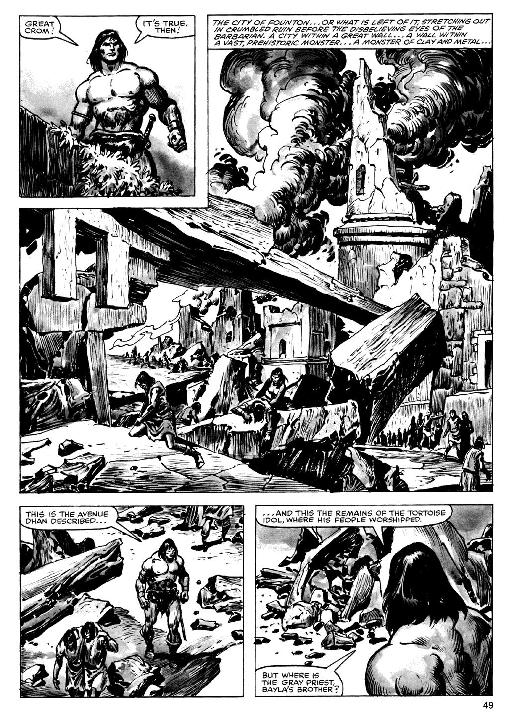 Of Conan  #164 - English 49