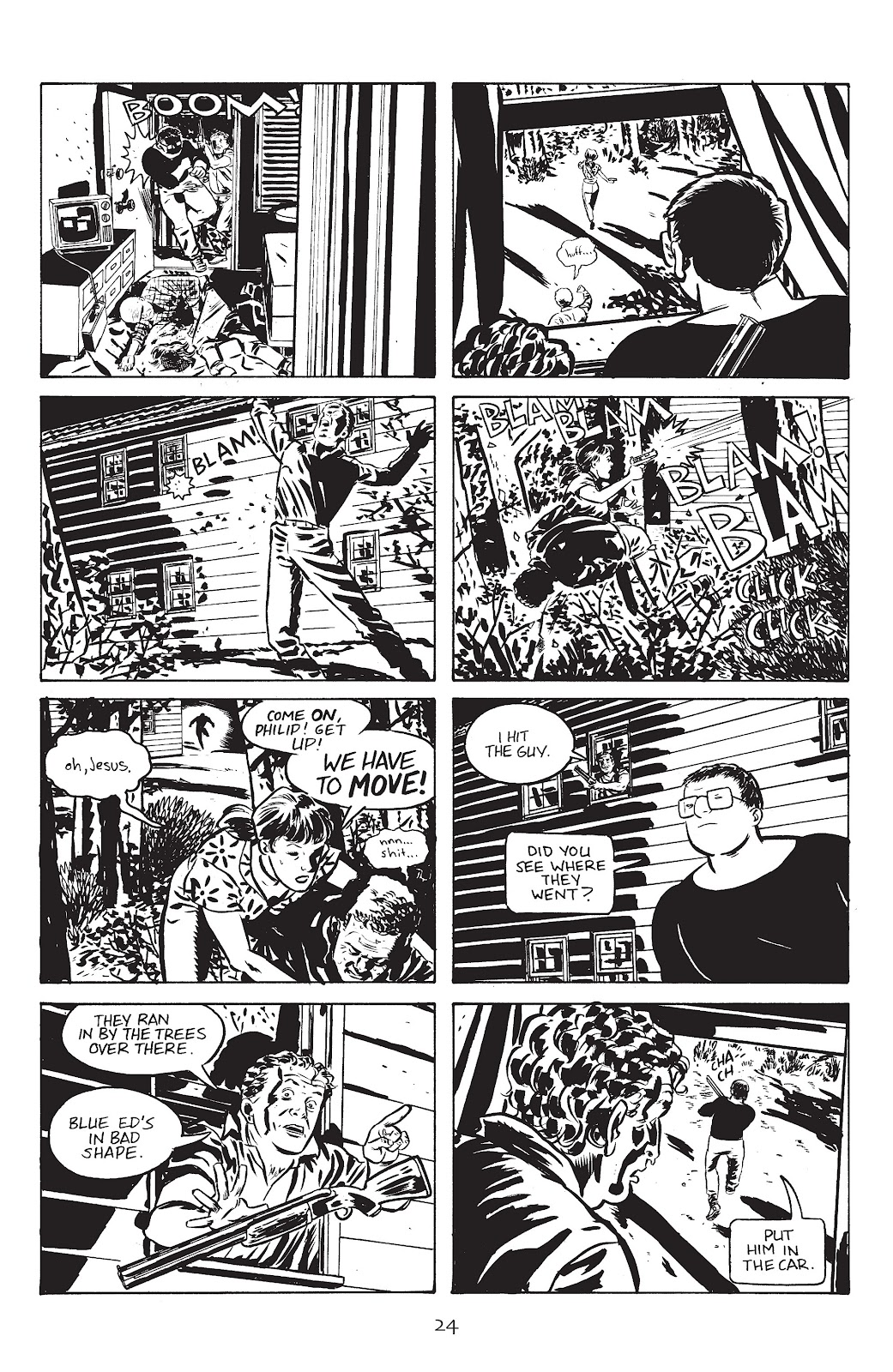 Stray Bullets Issue #20 #20 - English 26