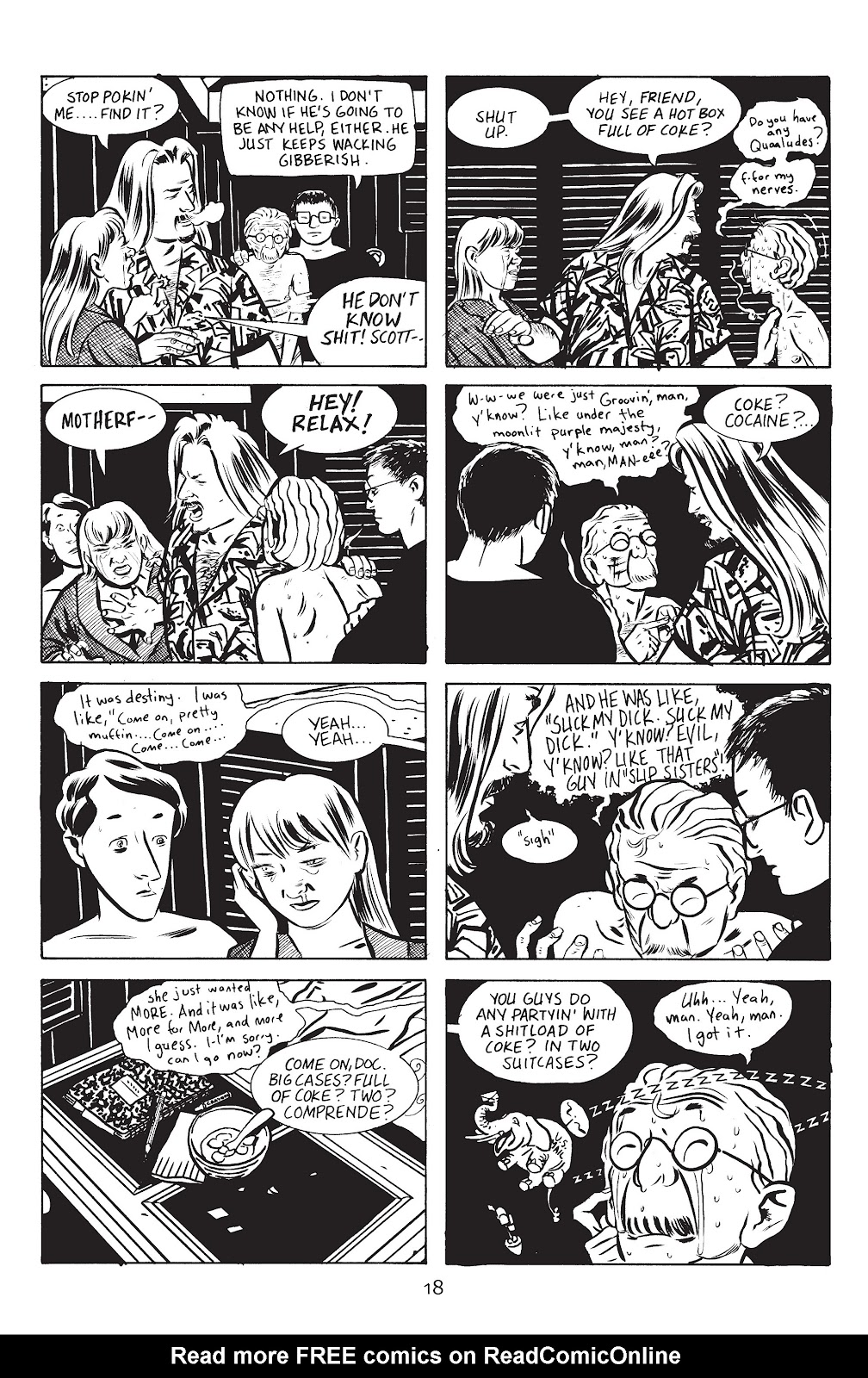 Stray Bullets Issue #14 #14 - English 20