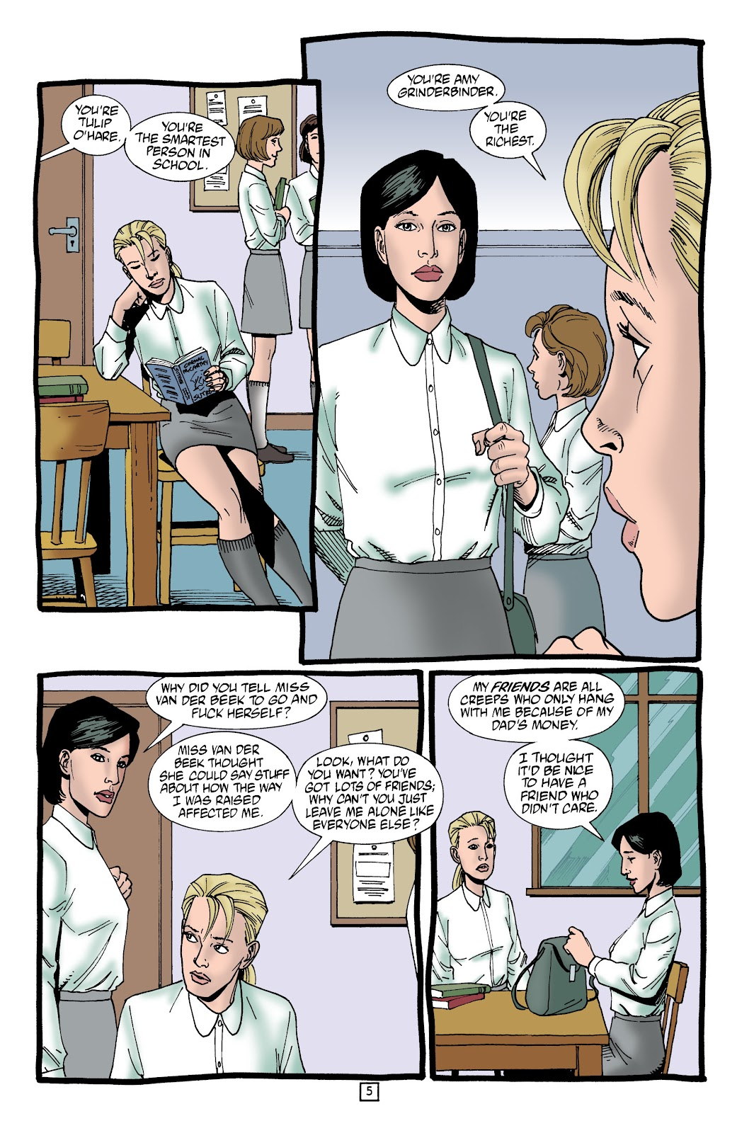 Preacher Issue #52 #61 - English 6