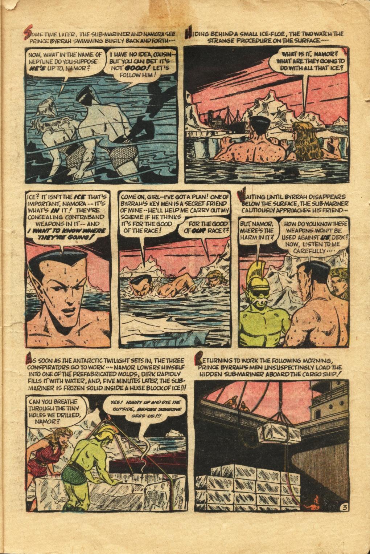 Sub-Mariner Comics #41 #41 - English 4