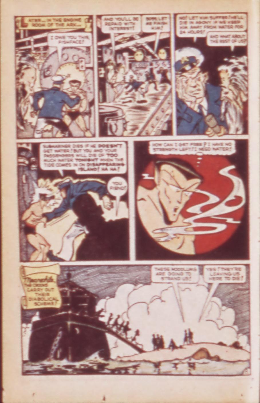 Sub-Mariner Comics Issue #19 #19 - English 36