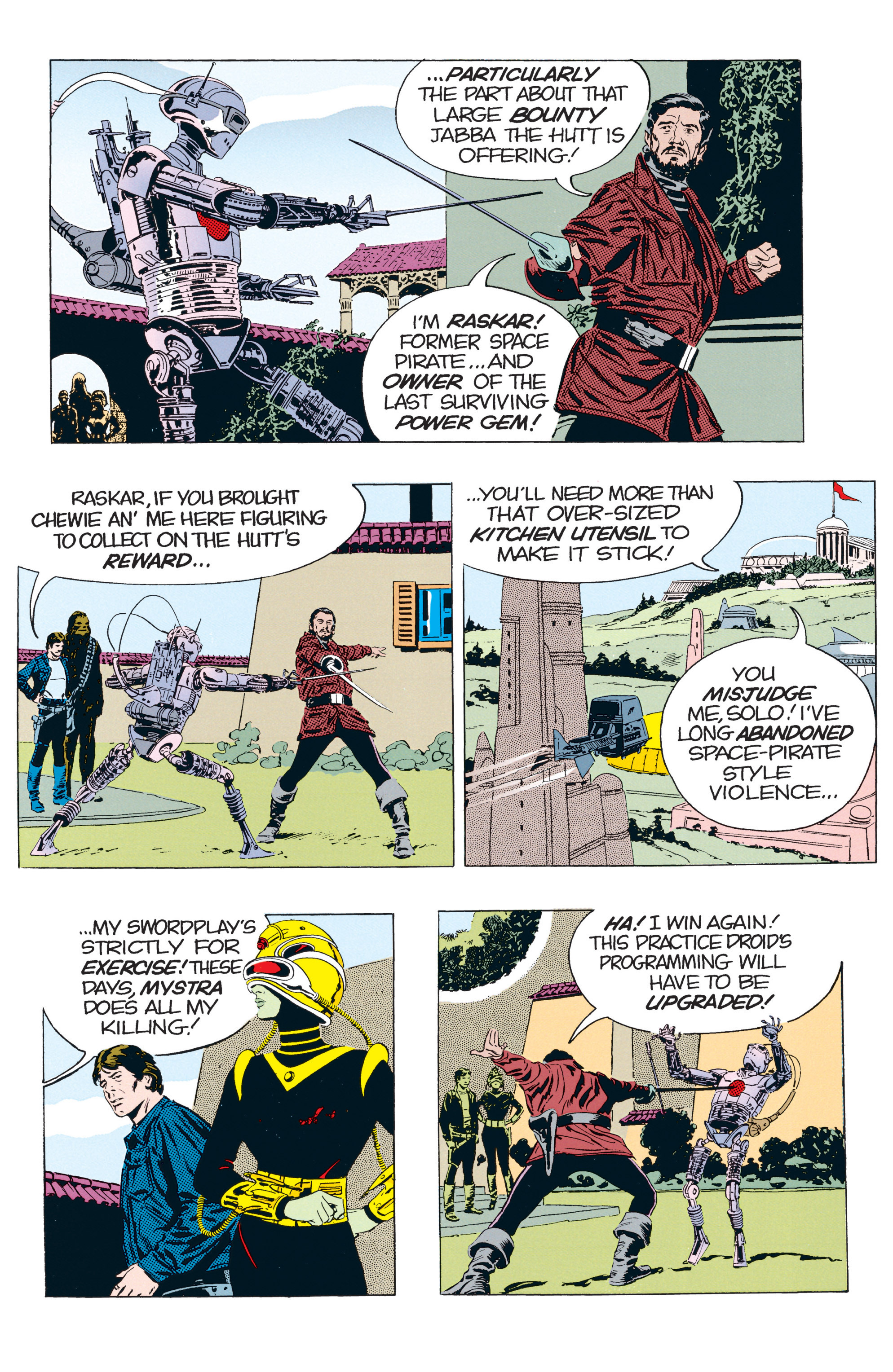 Classic Star Wars #11 #11 - English 25