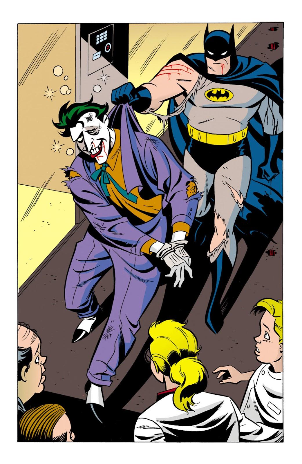 The Batman Adventures: Mad Love Full #1 - English 32