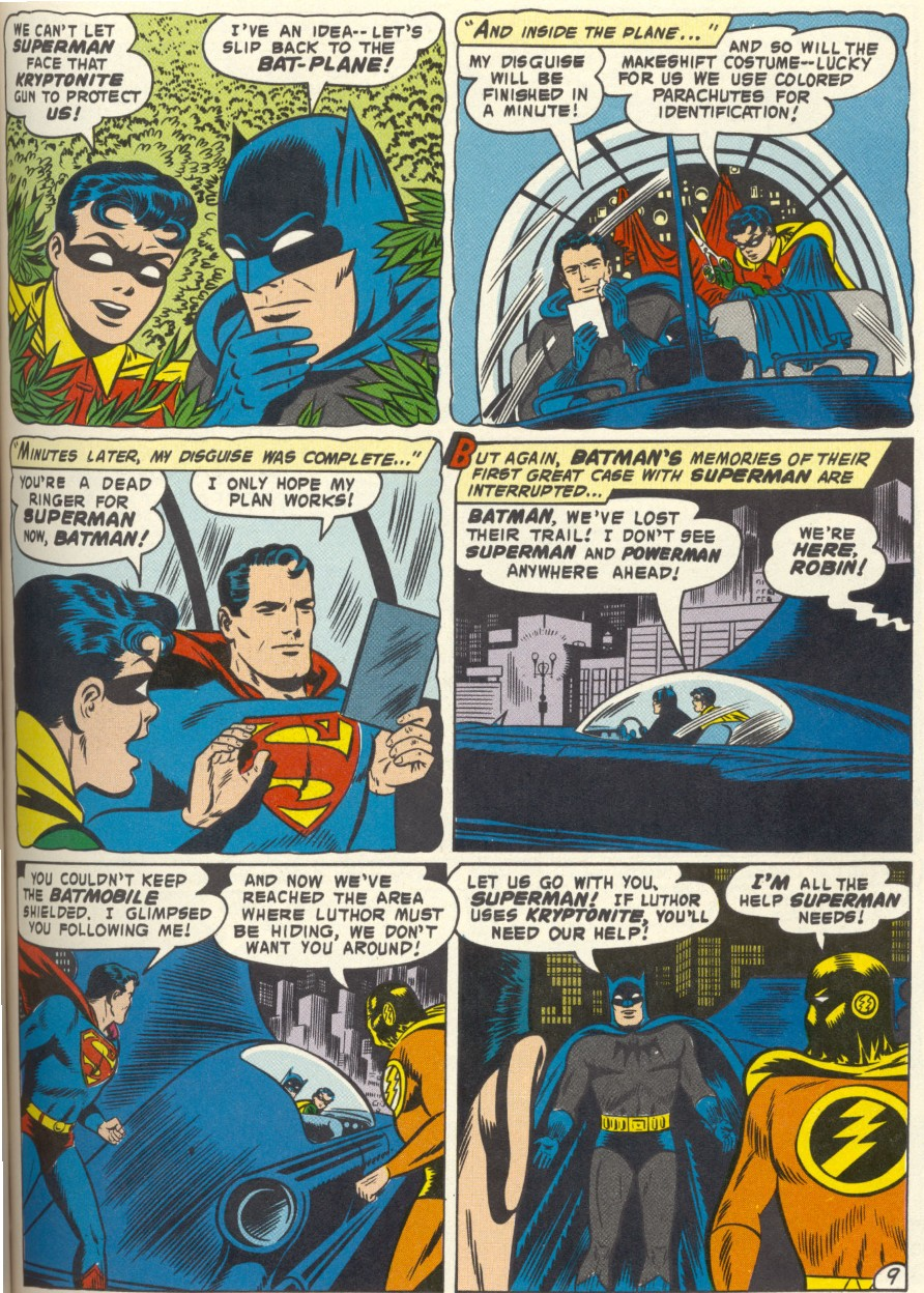 Read online Secret Origins (1961) comic -  Issue # Full - 11