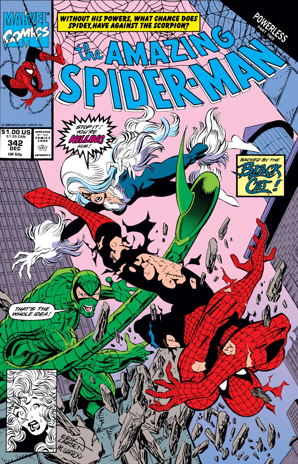 The Amazing Spider-Man (1963) 342 Page 1