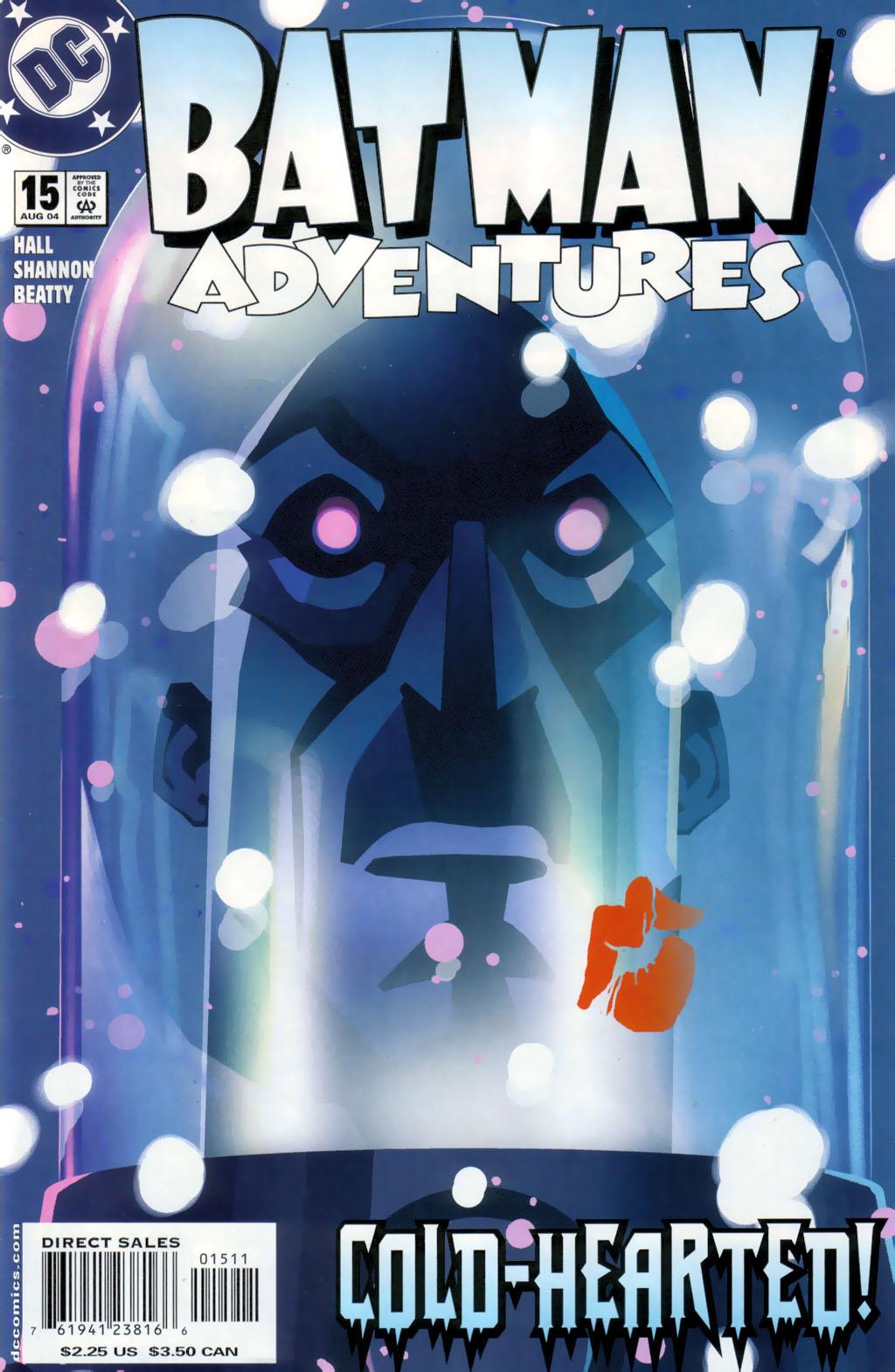 Batman Adventures (2003) 15 Page 1
