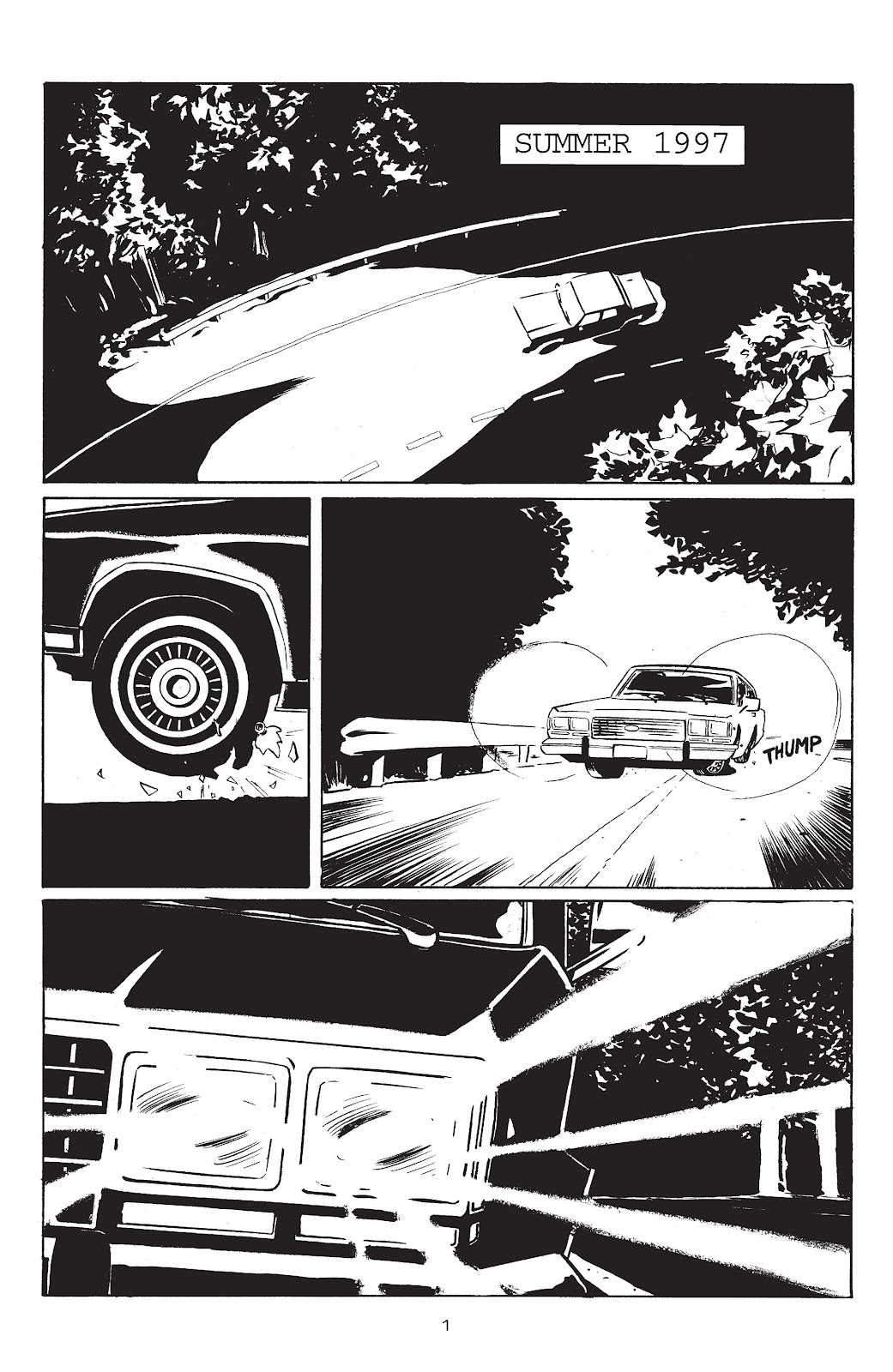 Stray Bullets Issue #1 #1 - English 4