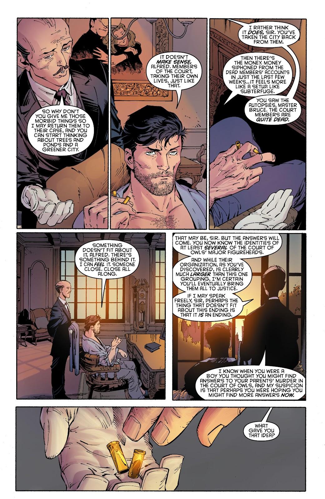 Batman (2011) Issue #10 #25 - English 12
