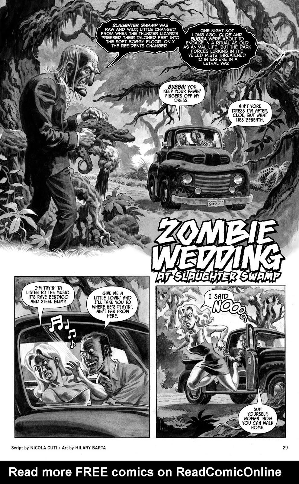 Creepy (2009) Issue #4 #4 - English 31