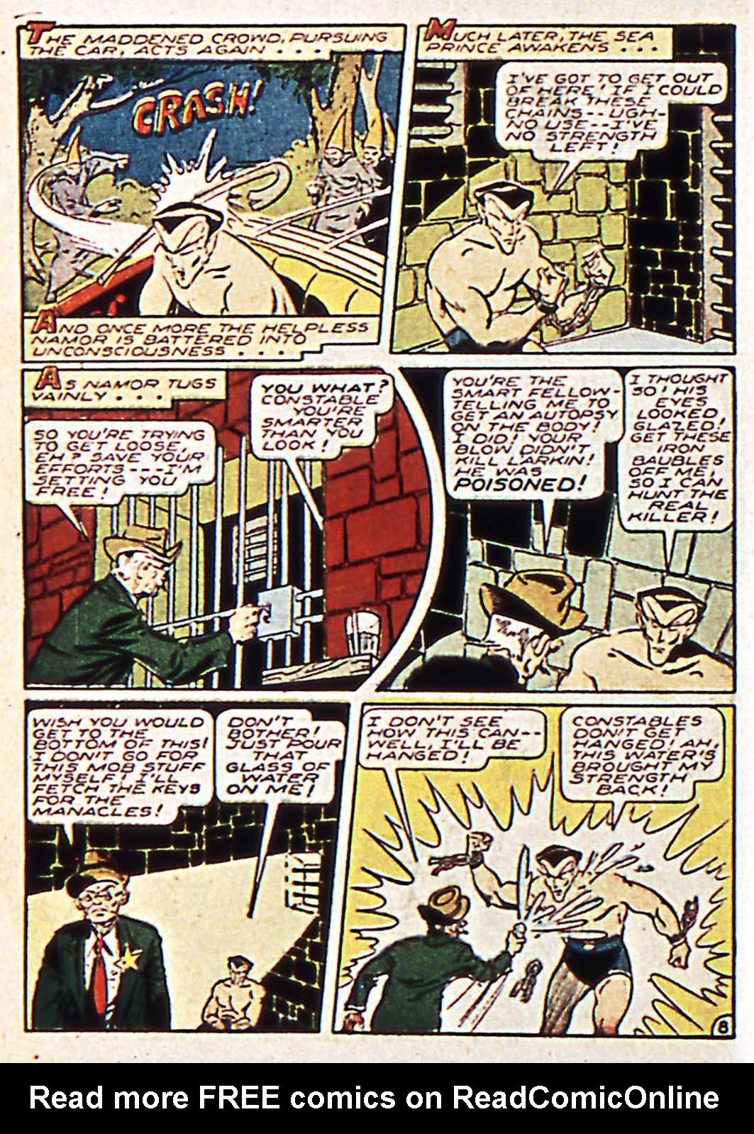 Sub-Mariner Comics Issue #17 #17 - English 10