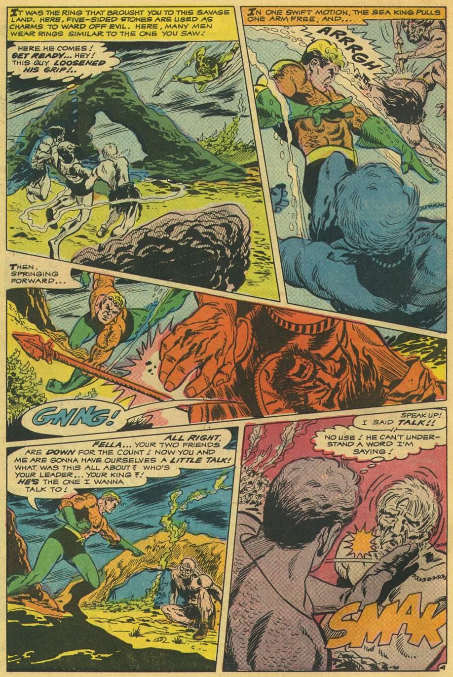 Aquaman (1962) Issue #42 #42 - English 6