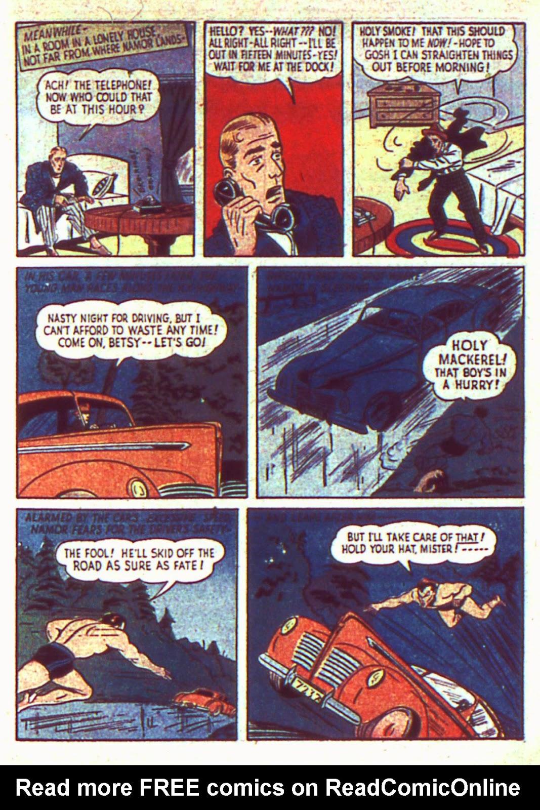 Sub-Mariner Comics Issue #2 #2 - English 5