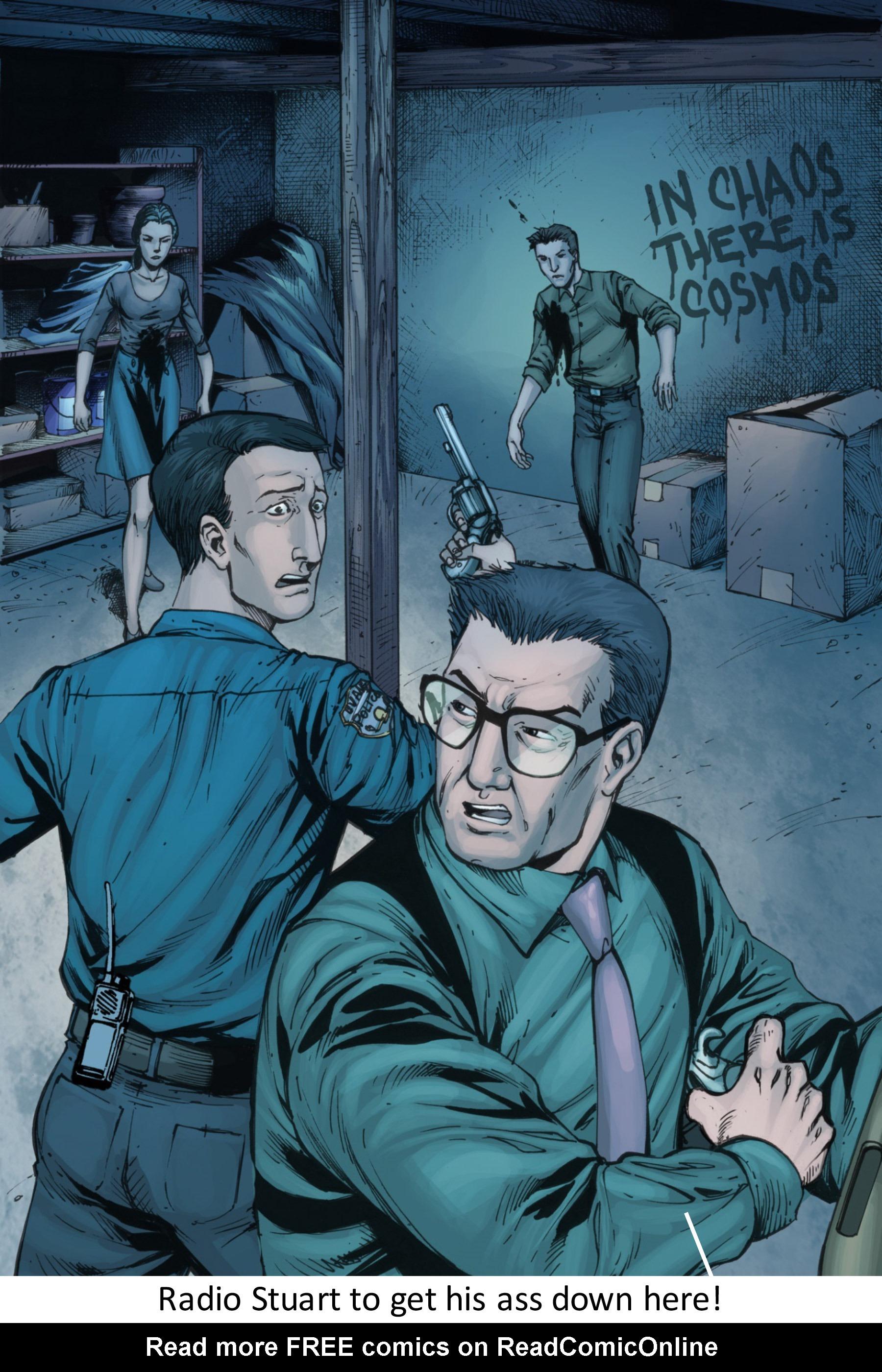 Read online Z-Men comic -  Issue #3 - 88