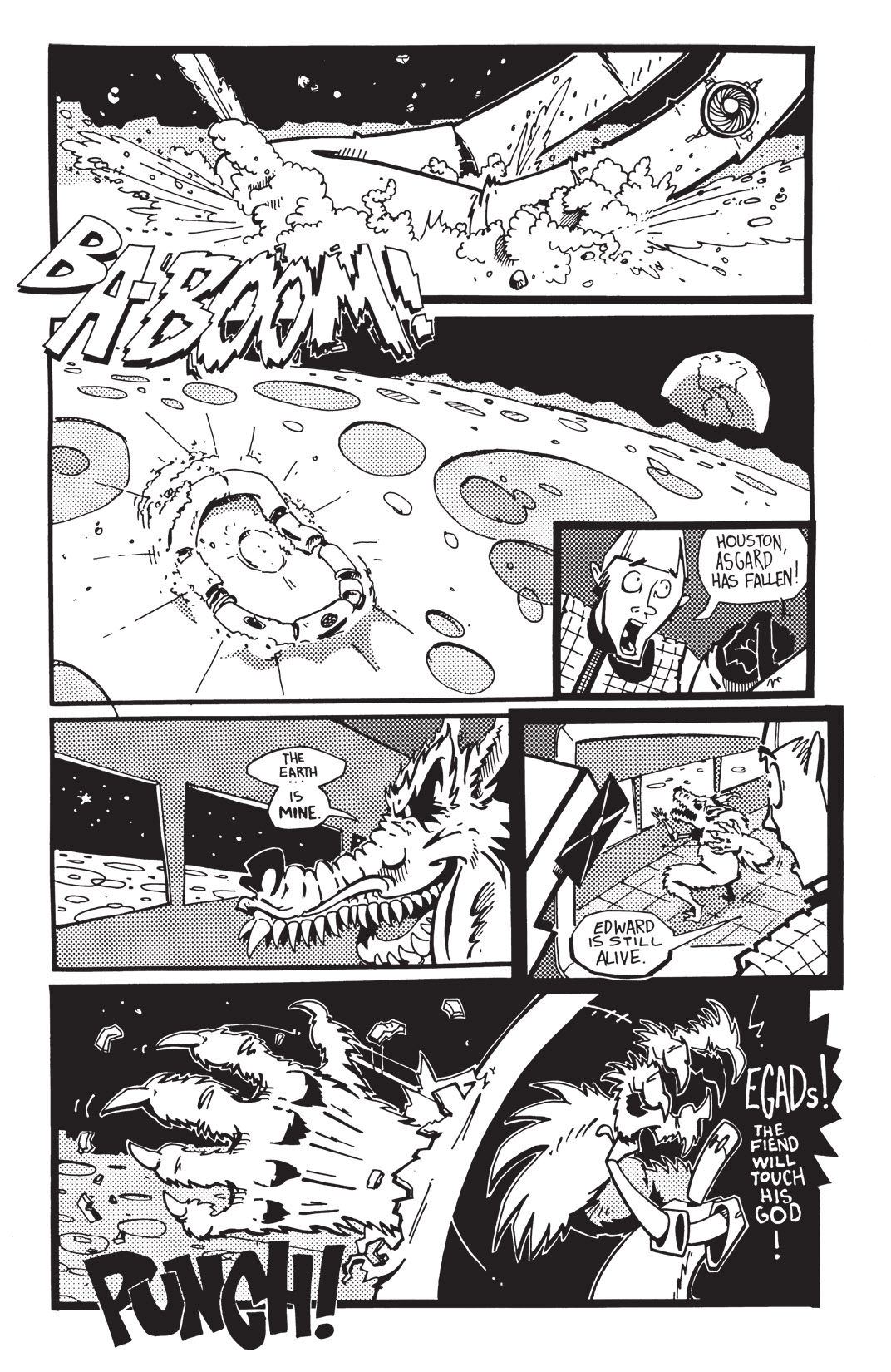 Read online Scud: The Disposable Assassin: The Whole Shebang comic -  Issue # TPB (Part 2) - 89