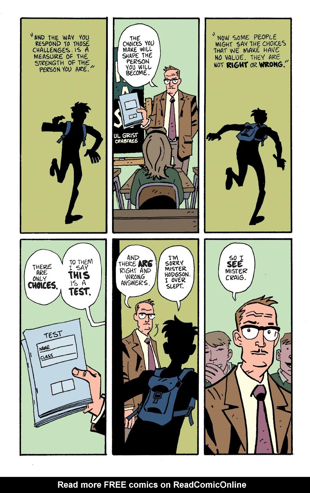 Mudman Issue #6 #6 - English 7