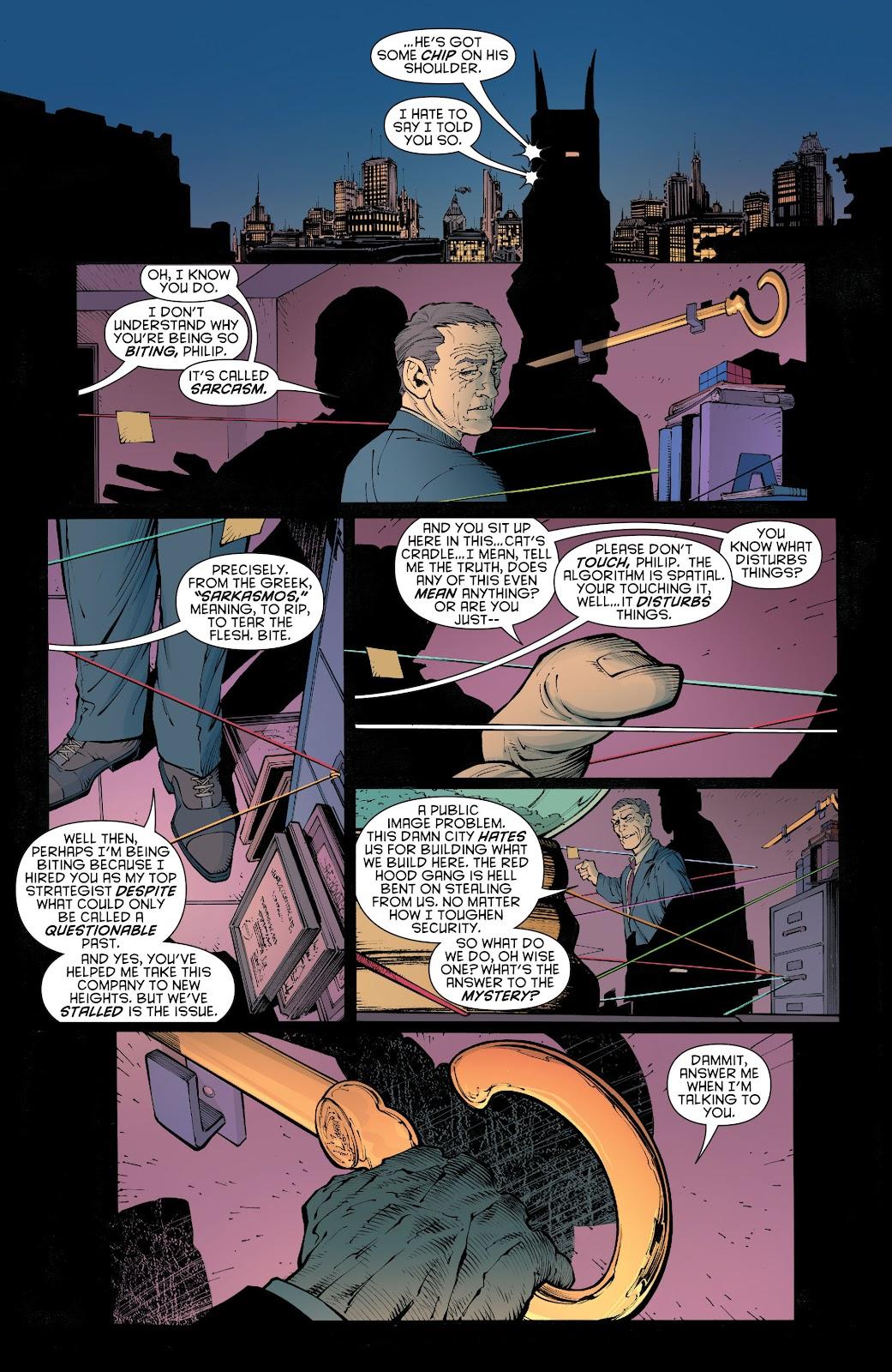 Batman (2011) Issue #21 #36 - English 21