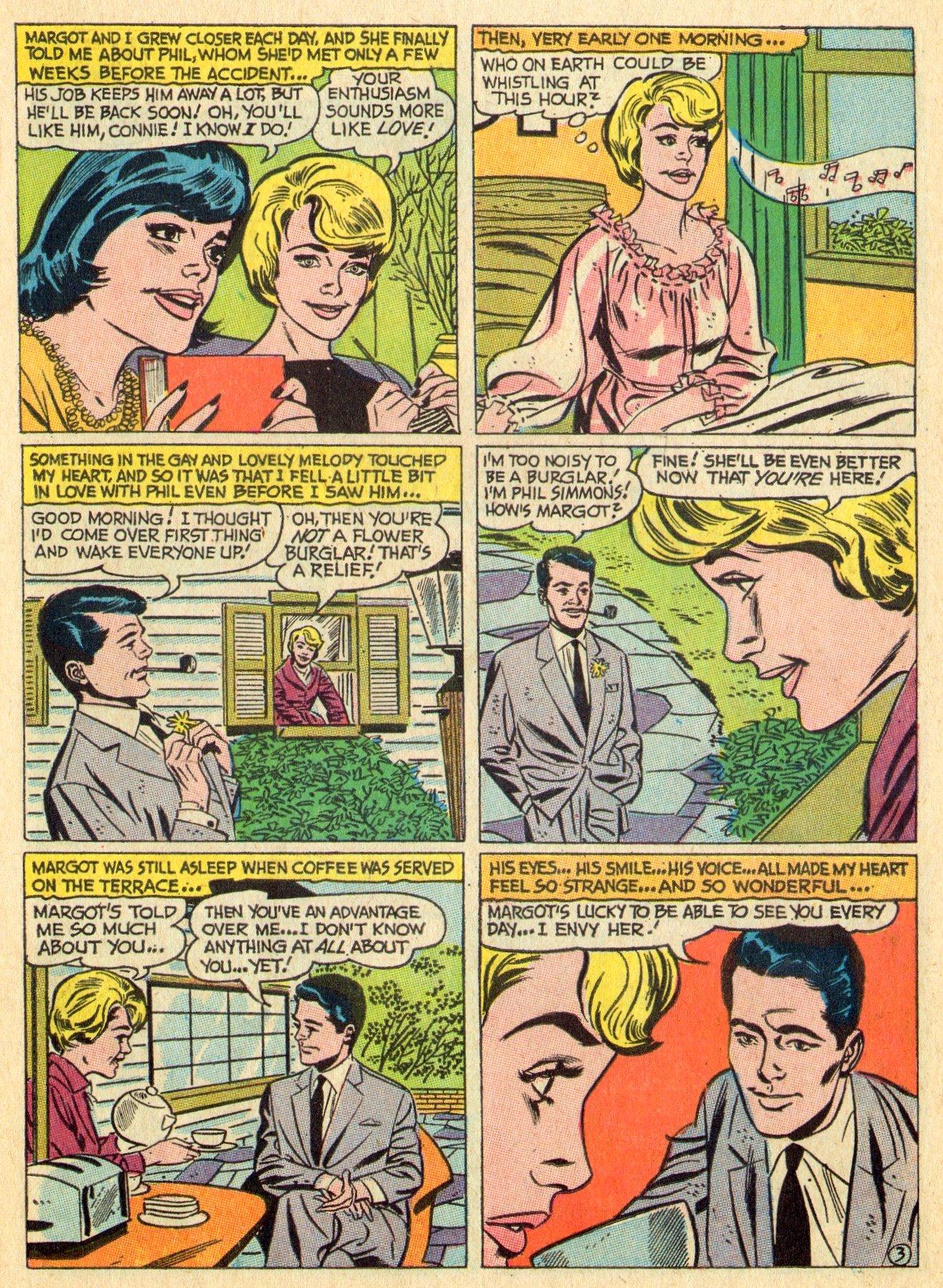 Read online Secret Hearts comic -  Issue #119 - 11